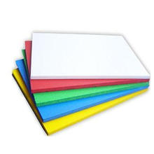 Placa de espuma de PVC de muebles de 8 mm de espesor