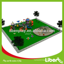 Child Outdoor Playground Equipment with CE Approved