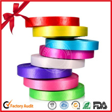 High Quality Factory Colorful Customized Ribbon Roll