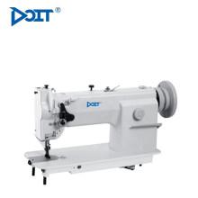 DT 0628 gran gancho de cadeneta de alimentación de piensos compuesto bolso de cuero que hace la máquina de coser