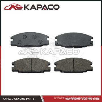 China brake pad for HONDA D363 41000-10G08