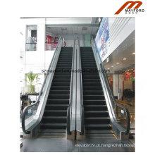 Escada rolante de 30 graus com controle Vvvf