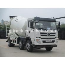 Camión hormigonera Shacman 6X4 drive para 6-10 metros cúbicos