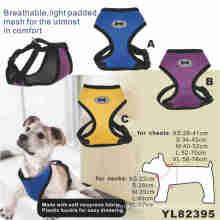 Soft Mash Glow Dog Harness (YL82395)