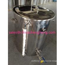 Réservoir de brassage de bière en acier inoxydable