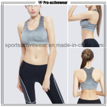 OEM Venta al por mayor Gradient Imprimir Custom Womens Sport Bra