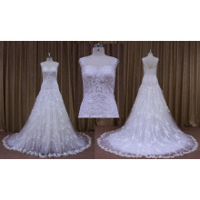 A-Line Alibaba Wedding Gown