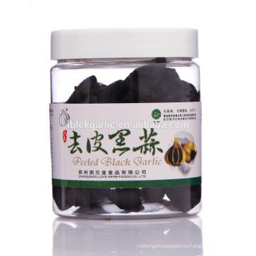 Горячий органический 100g / bottle очищенный черный чеснок на продажу