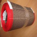 Opening 4-4mm Teflon fiber-glass mesh belt