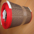 Opening 4-4mm Teflon fiber-glass mesh belt