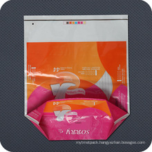 Printed Plastic Personal Care Packing Bag