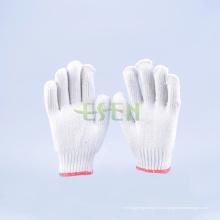 2016 Горячие продажи 10gauge 800g вязаные хлопчатобумажные перчатки рабочие перчатки (K10-B1-7)