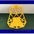 Melee Plastic Stabile gewebte Stuhlform