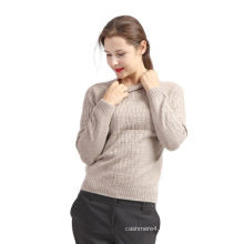 Hot Selling OEM quality yellow woolen sweater