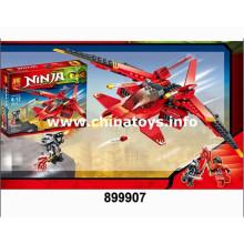 Bloc de construction de jouets en plastique de vente chaude (899907)