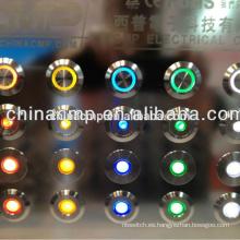 Indicador LED impermeable de metal CMP (TUV, CE)