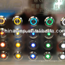 CMP metal waterproof LED indicator light(TUV,CE)
