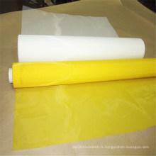 FDA certification 150 micron nylon tissu filtrant pour tissu filtrant de la poussière