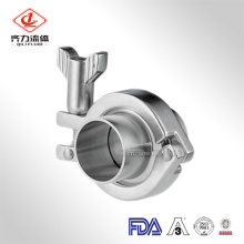 SS304/SS316L stainless steel ferrule clamp
