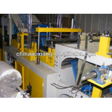 Computer control rolling T-shirt & flat bag making machine recycled plastic bag making machine