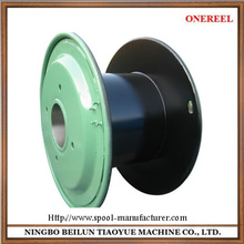 High speed steel cable reel