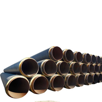 High Density Polyethylene Lined Coating Steel Pipe