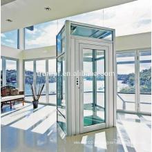 Дешевый открытый обзорный стеклянный лифтовой лифт