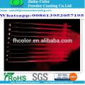 Elektrostatische Spray Metallische rote Perle Pulverbeschichtung