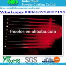 Elektrostatische Sprühpulver Beschichtung Produktionslinie für Stahlplatte