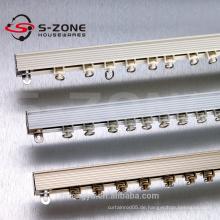 Hochwertige Schiebefenster Metall Vorhang Track mit günstigen Preis