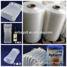 Multi capa Nylon coextruded la película para hacer columnas de aire bolsas película