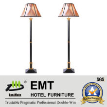 Hotel Tischleuchte + Bodenleuchte (EMT-L17)