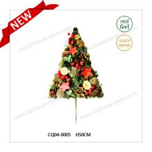 Новый дизайн Пластиковые украшения Рождество H50cm Искусственный цветок