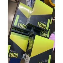 Puff XXL 1600 Puffs разных цветов Устройство испарителей