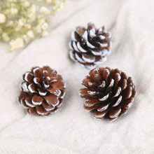 HYYX OEM design the Pine nuts party table decorations 2017 christmas decoration made in china