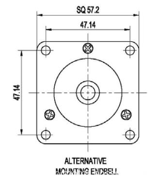 57BLY Brushless DC Motor