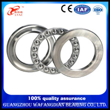 Small Size Chrome Steel Thrust Ball Bearing 51306 51308 51309 for Sliding Doors