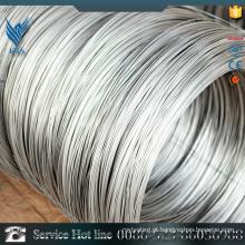 Certificação CE e EN, ASTM, JIS, GB, DIN, AISI Fio de aço inoxidável padrão