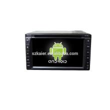 système multimédia de voiture, GPS, DVD, radio, bluetooth, 3g / 4g, wifi, SWC, OBD, IPOD, miroir-lien, TV pour vw universel