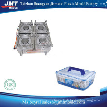 Kunststoff-Behälter mit Deckel Plastikform