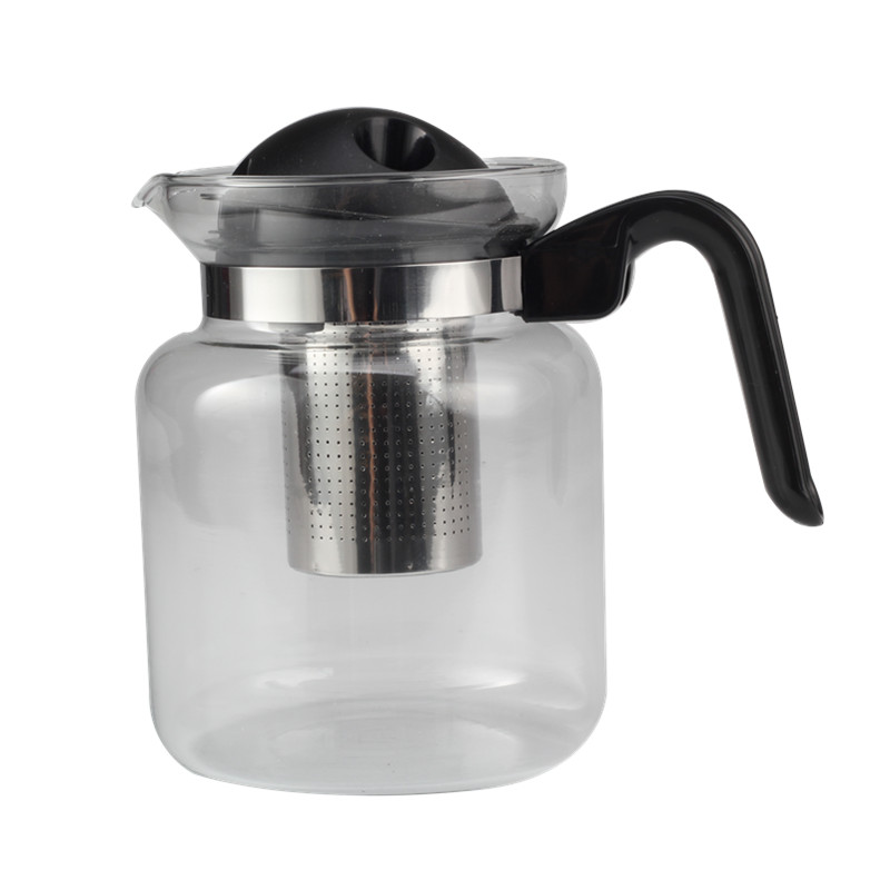 High Borosilicate Glass Tea Pot