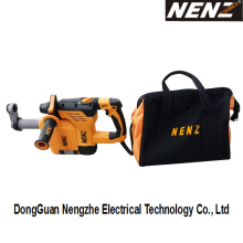 Nz30-01 Rotary Hammer with Dust Extraction Developed for Drilling