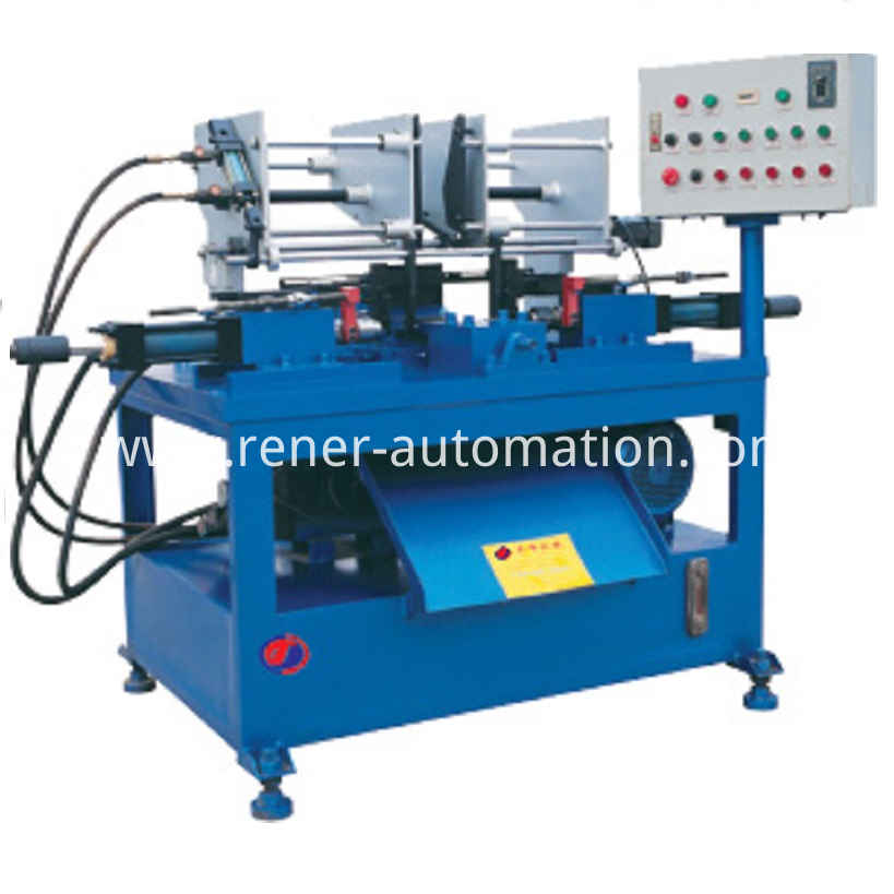 Fully Automatic Double Head Tube Shrink Machine