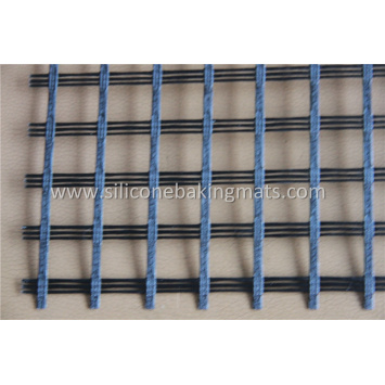 PVC Coated Polyester Biaxial Geogrid