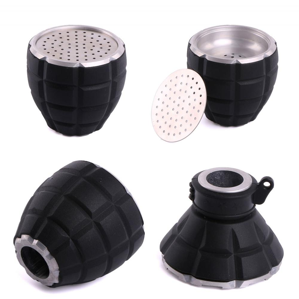 Fashion Design Grenade Shisha Bowl