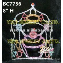 pageant crown tiara