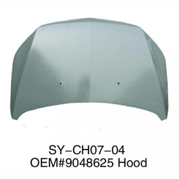 Chevrolet YENİ SAIL 2010 (SEDAN) HOOD