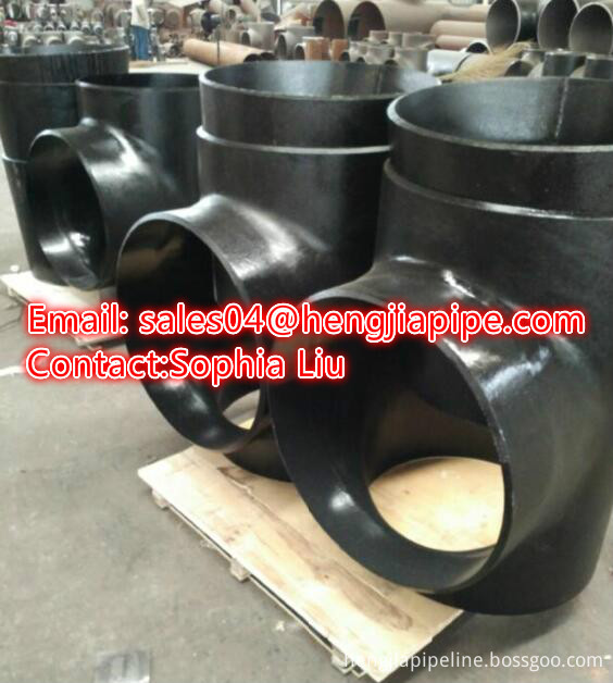 welded tee A234WPB