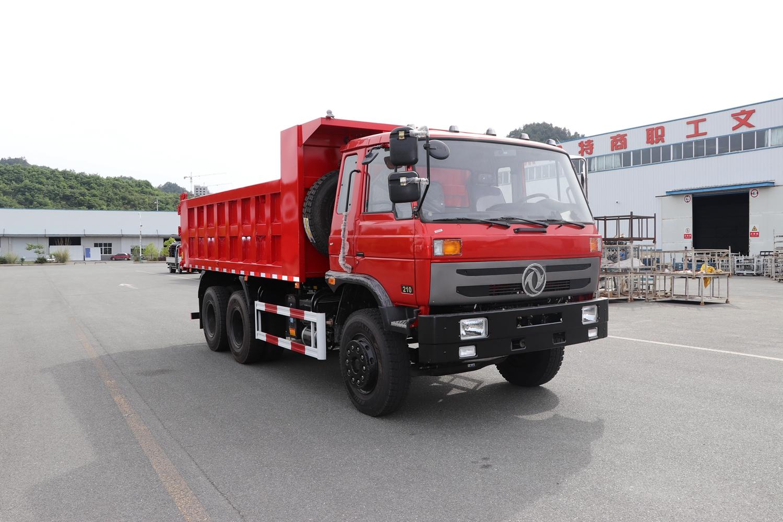 6×4 dump truck (1)