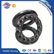 Rodamiento de bolitas de empuje de alta velocidad de alto rendimiento de la fábrica de Semri